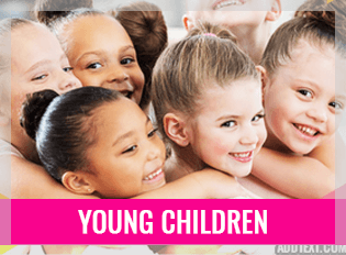 Dance classes for young children