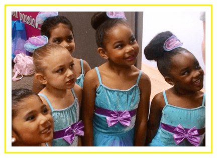 MA and RI dance classes for young children